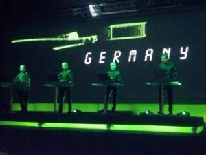 Kraftwerk at Manchester International Festival