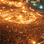 Tahrir Square - February 10 2011 By Jonathan Rashad (Flickr) [CC BY 2.0 (http://creativecommons.org/licenses/by/2.0)], via Wikimedia Commons