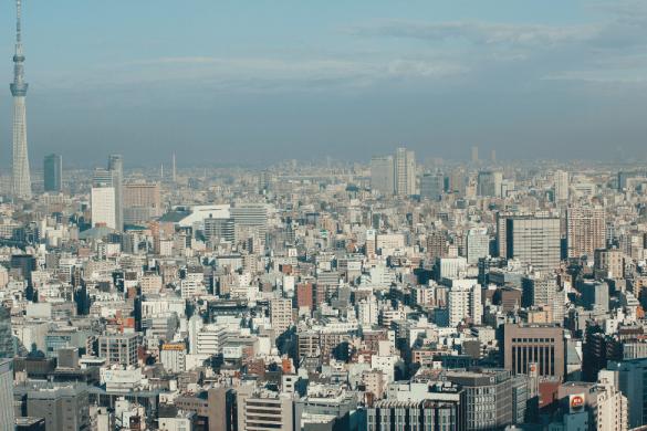 Tokyo City View - Tokyo Skyline