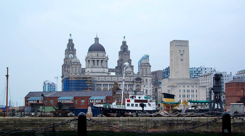 Liverpool Docks - social history