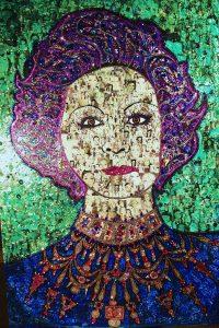 April Ashley desolate glamour art Ben Youdan