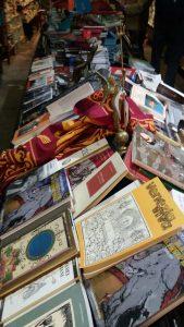 Libreria Acqua Alta books on shelf