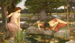 Walker Art Gallery Echo and Narcissus