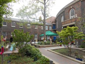 In the Peaceful Dome at the Bluecoat Liverpool