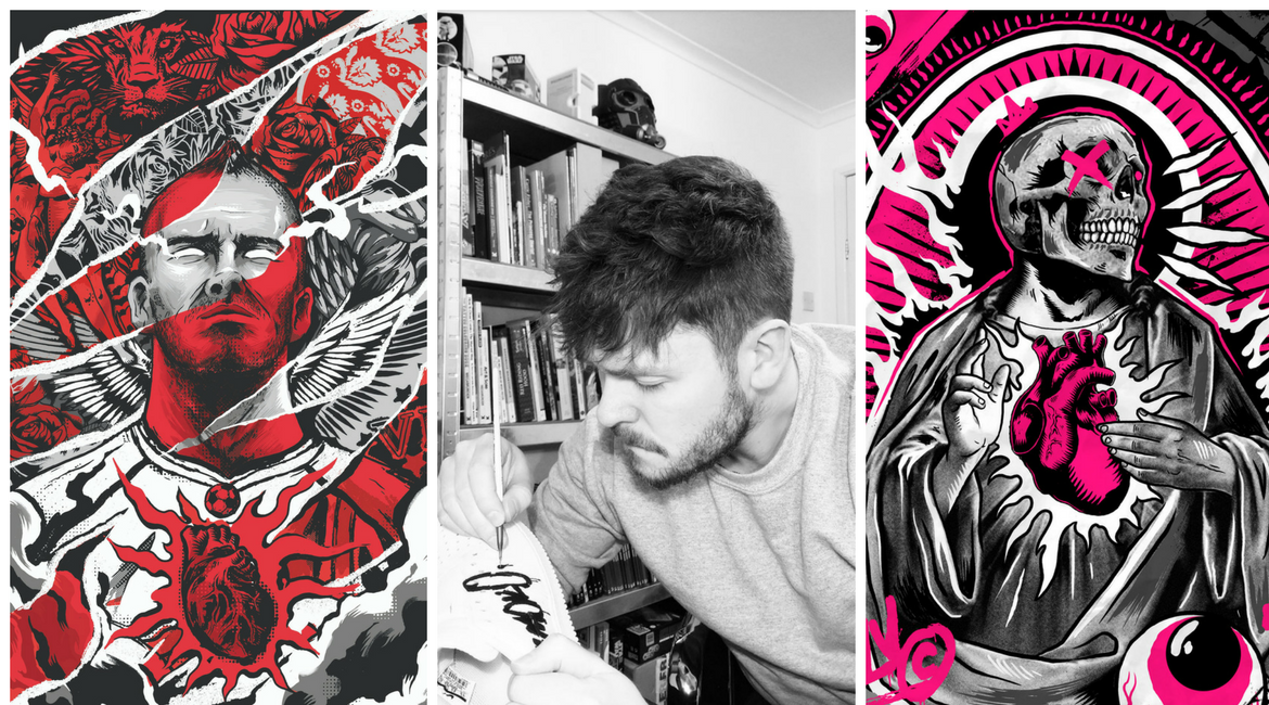 Aaron Givens Illustrator