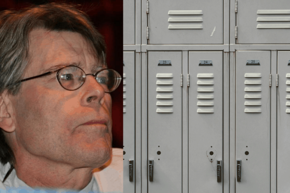 Stephen King Rage