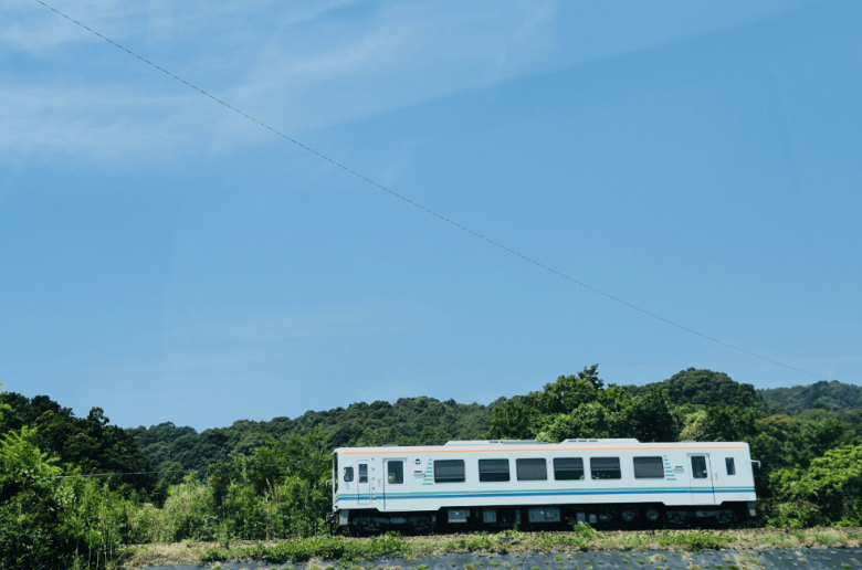 The Penguin Book of Japanese Short Stories - white train in the countryside