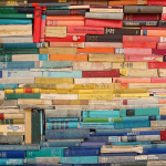 The #TBR20 Challenge for 2020 - book pile