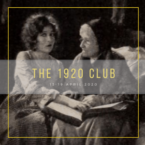 The 1920 Club - In the Mountains Elizabeth von Arnim